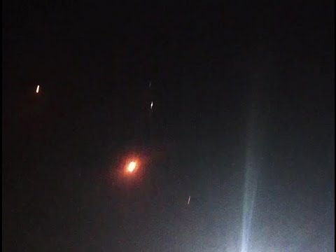 """EPIC VIDEO!! GAZA Rockets INTERCEPTED By ISRAEL """"Iron Dome"""" Missile Defense System."""