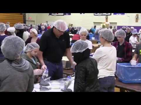 Million Meals Maine Deering High School Video