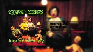 Скачать Marilyn Manson Get Your Gunn Portrait Of An American Family 7 13 HQ