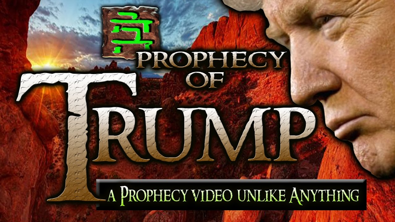 TRUMP prophecy: The COMING LANDSLIDE