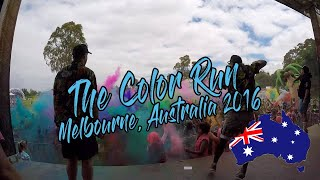 The Color Run 2016 - Melbourne, Australia