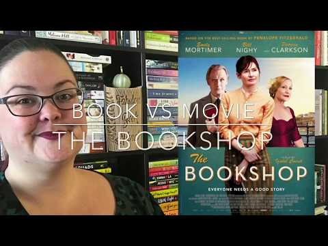 Book Vs Movie: The Bookshop by Penelope Fitzgerald