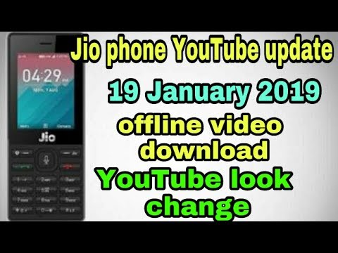 how to download video from youtube in jio phone 2019