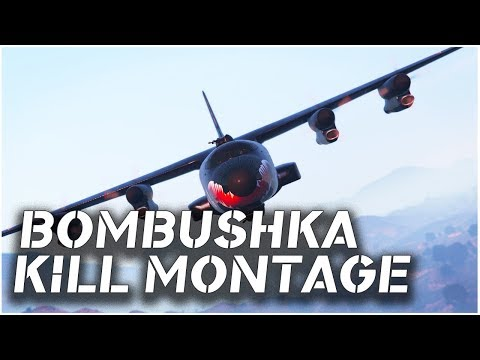 GTA V PC | BOMBUSHKA Kill Montage | By Tonihm96