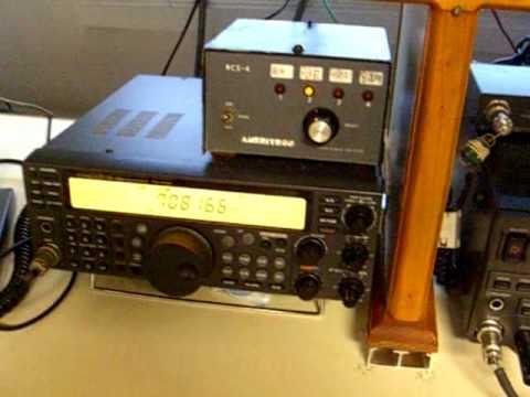 short tour of my amateur radio station