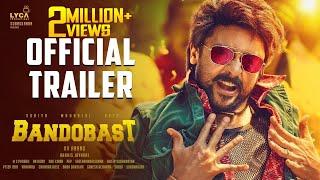 Bandobast Official Trailer | Suriya, Mohan Lal, Arya | K V Anand | Harris Jayaraj | Subaskaran