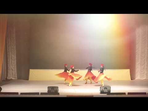 ШОЛПЫ би ансамблi Уигурскии танец