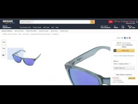 Lentes Oakley Amazon dc5e4563d3