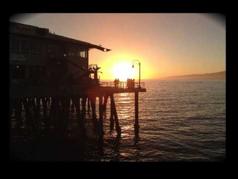 Santa Monica Guitar Song For Soul and Skype Guitar Lessons