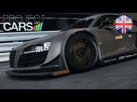 Project Cars launch trailer released