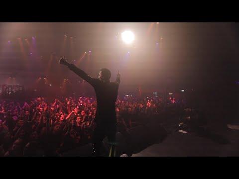 Motionless In White - /c0de [LIVE MUSIC VIDEO]