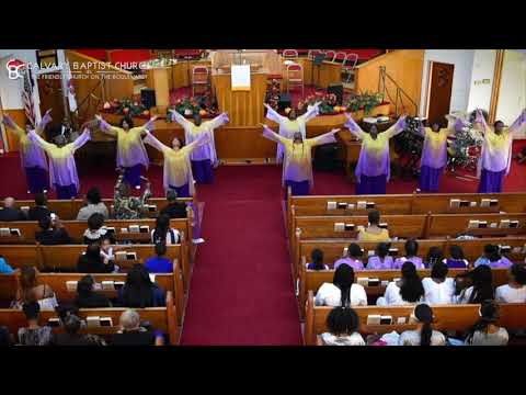 Calvary Baptist Church Vision of Praise 20th anniversary