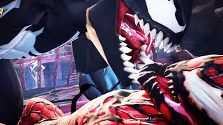 Venom VS Carnage  Boss Battle | Marvel: Contest of Champions