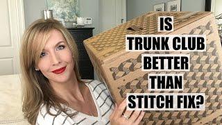 Trunk Club vs Stitch Fix   A Comparison and Trunk Club Unboxing
