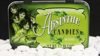 WE Shorts - Absinthe Candies