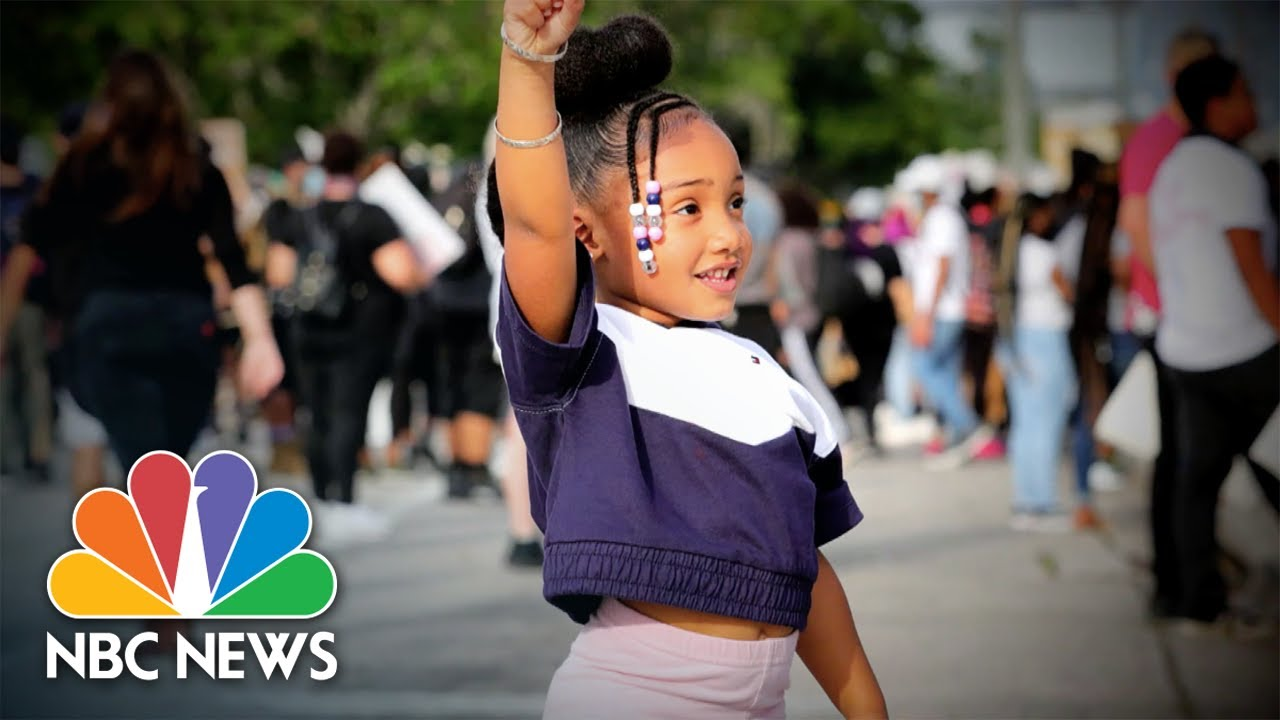 How To Talk With Kids About Race In America | Nightly News: Kids Edition
