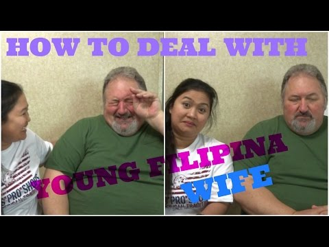 How To Deal With My Young Filipina Wife | DOES AGE MATTERS?