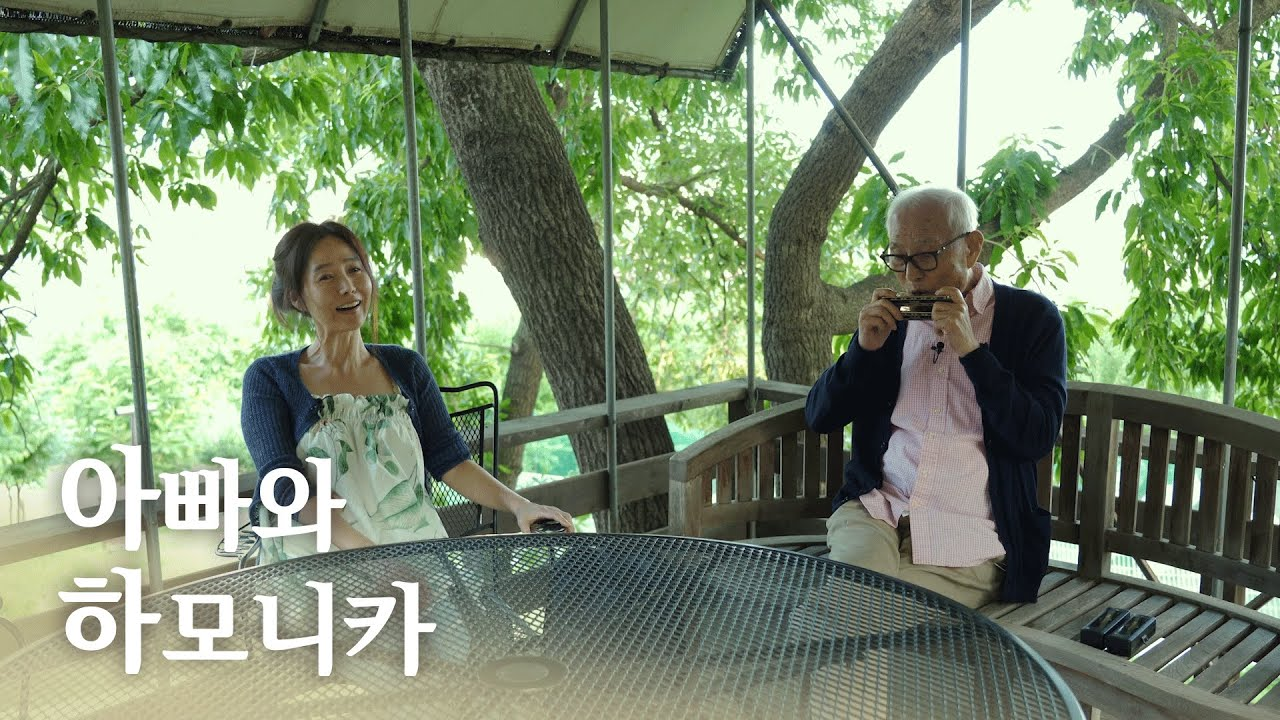 [수지맞은 날] 절대음감 아빠와 함께 하는 하모니카 콘서트