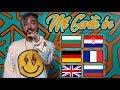 J BALVIN Singing Mi Gente In 7 Languages With Zero Singing Skills mp3