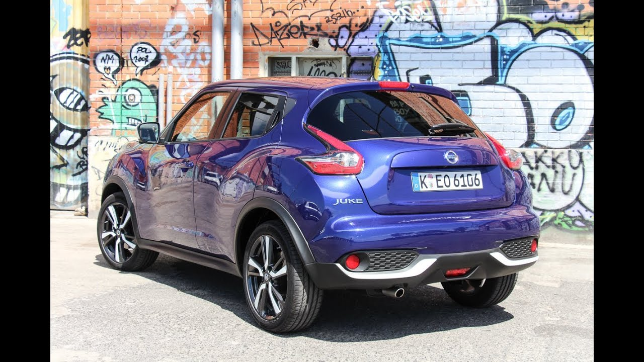 2014 nissan juke 1 2 dig t facelift test drive for Fahrbericht nissan juke
