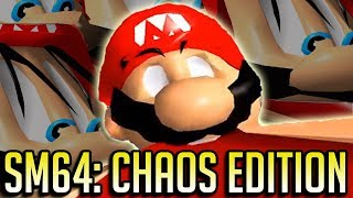 t h e w o r l d h a s c o m e t o a n e n d super mario 64 chaos edition release and download