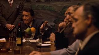 [The Godfather 1974] Meeting scence in ( HINDI )....