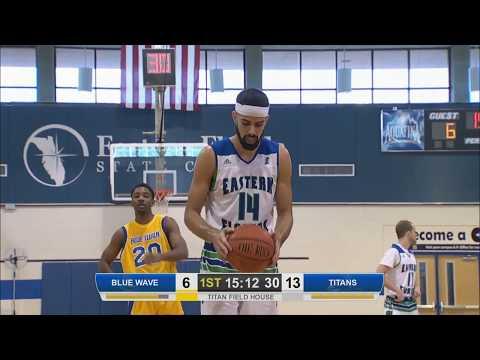 EFSC - Men's Basketball - Eastern Florida State College vs. Florida State College Jacksonville