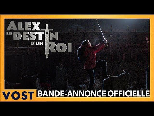 Alex, le Destin d'un Roi | Bande-Annonce [Officielle] VOST HD | 2018