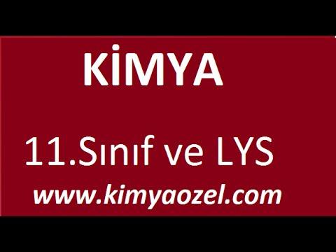 Sıvı Çözeltiler #3 ( Çözünürlük 1 -YGS,LYS ve 11.snf )