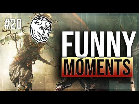 ASSASSINS CREED ODYSSEY - funny twitch moments ep.20 thumbnail