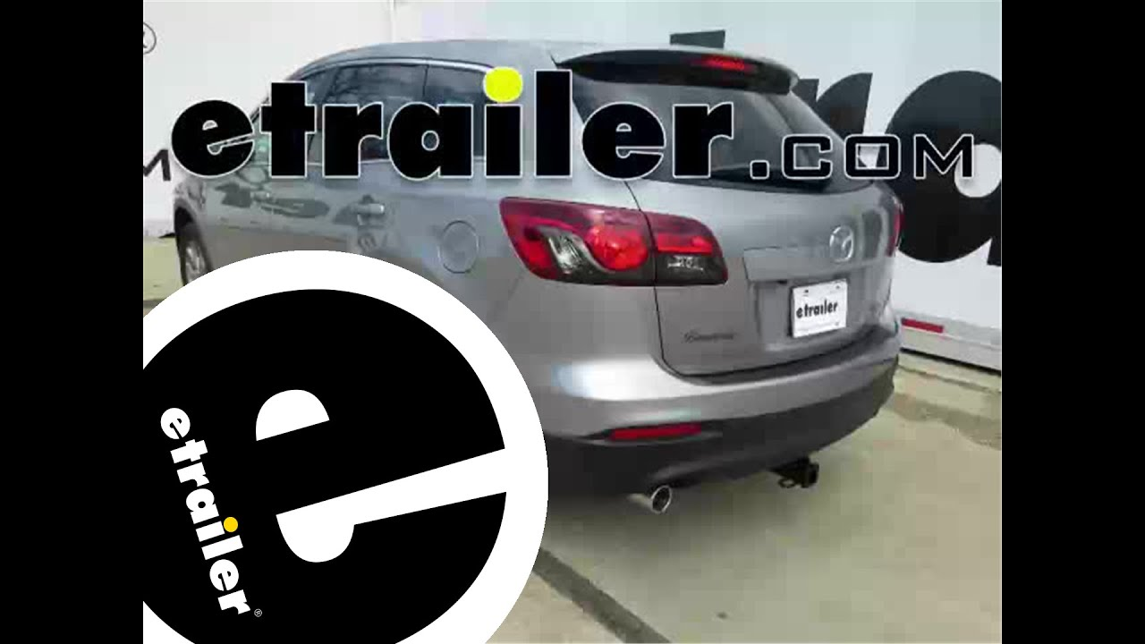 maxresdefault installation of a trailer hitch on a 2015 mazda cx 9 etrailer 2016 Mazda CX-5 Interior at bayanpartner.co