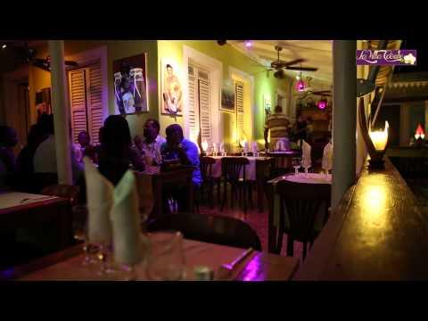 Restaurant la Villa Creole trois ilets martinique traditionnelle martinique france