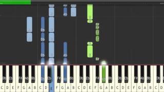 Download lagu Justin BieberLove YourselfEasy Piano Tutorial MP3