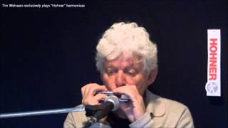 Tims Tiny Tunes #200: Bb Swing, Level 4, harmonica play-along lessons | jazz harmonica licks