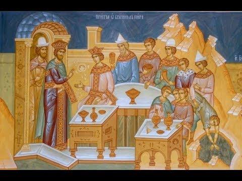 XXVIII Domenica del Tempo Ordinario. Anno A