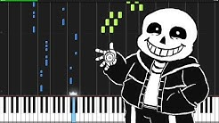 Download Undertale megalovania mp3 free and mp4