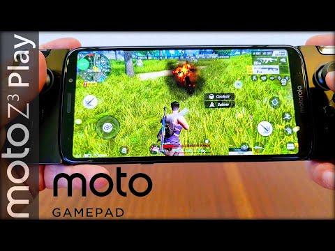 Análisis (Review) MOTOROLA MOTO Z3 PLAY + Moto GAMEPAD