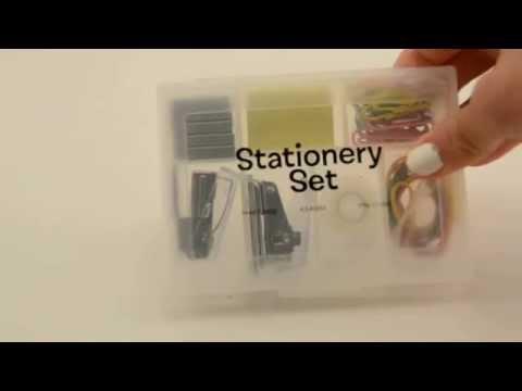 Mini Stationary Set
