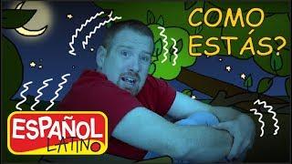 Como Estás? Tienes Sueño o Frío? | Aprender con Steve and Maggie Español Latino | Cuentos para Niños