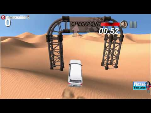 Dune Bashing Dubai 3D, 4x4 Car Games, Unity 3d Car Games, Flash Game Video