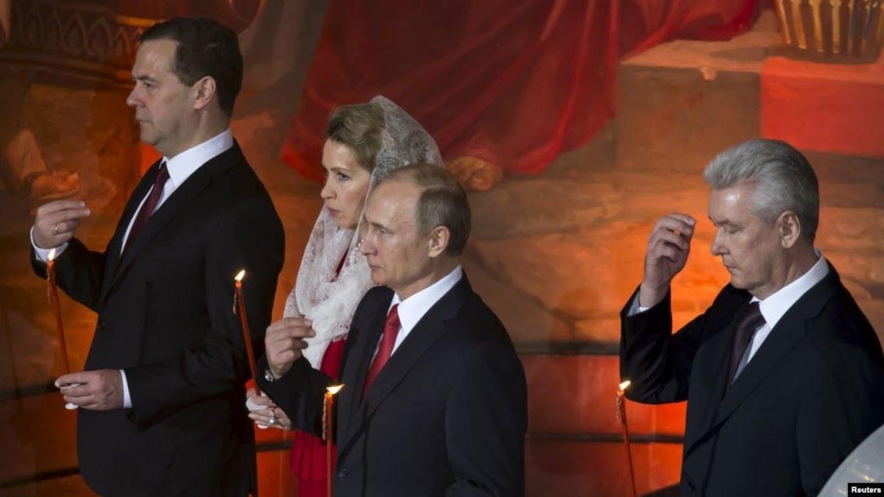 Чрезвычайный Собянин, ночной Медведев или Где сейчас Путин?