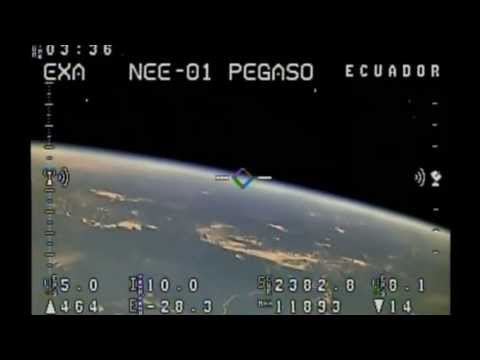 Astronauts in space live webcam