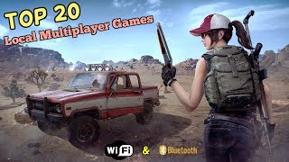 Top 20 Local Multiplayer Games for iOS & Android (WiFi/Bluetooth)