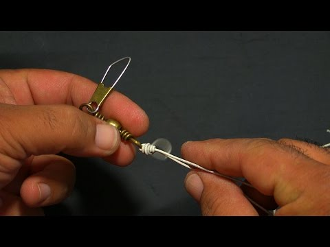 HOW TO TIE A TUNA KNOT FISHING KNOTS