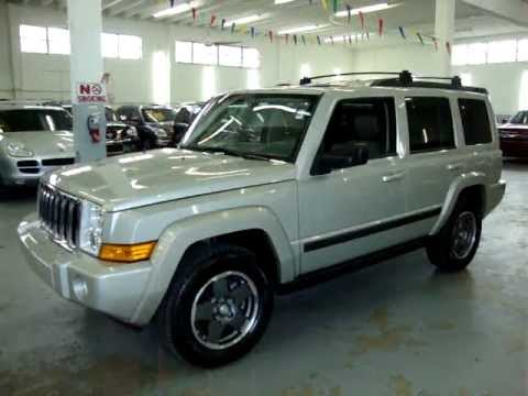 2008 jeep commander vehiclemax net silver 30992 used suvs miami fl cars youtube. Black Bedroom Furniture Sets. Home Design Ideas