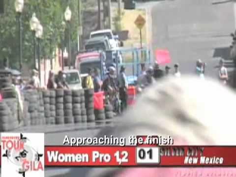 2011 Tour of the Gila - Stage 4 Silver City Criterium (Women)