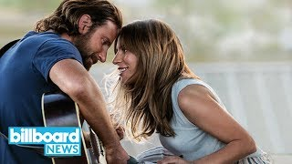 Lady Gaga Shares Official 'A Star is Born' Music Video for 'I'll Never Love Again' | Billboard News