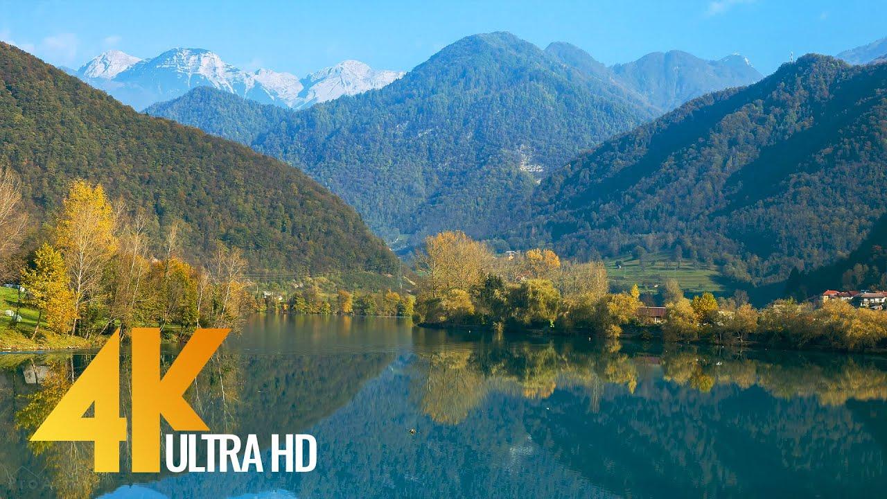 Triglav National Park, Slovenia - 4K Nature Documentary Film. Part #2