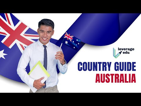 Study in Australia for International Students | Universities and Courses in Australia | Leverage Edu