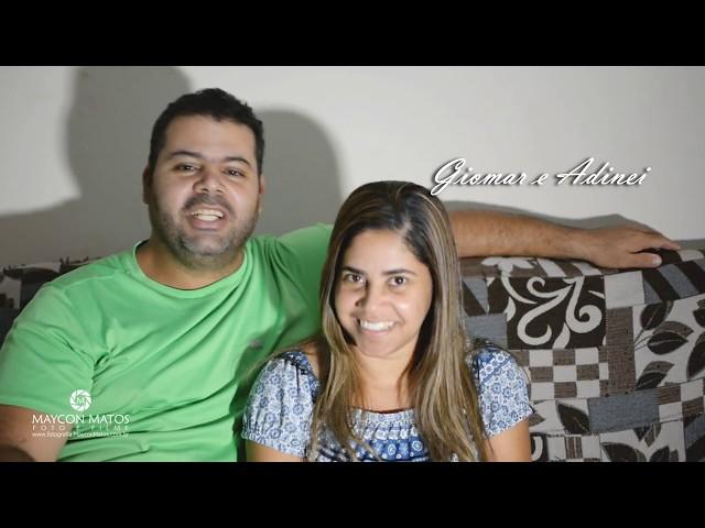 Depoimento dos clientes Giomar e Adinei - Maycon Matos Filmagem